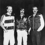 Stefan Kruso (links) und Wally Kruso (rechts) nahmen Billy Flynn in Bremerhaven wie einen Bruder auf.