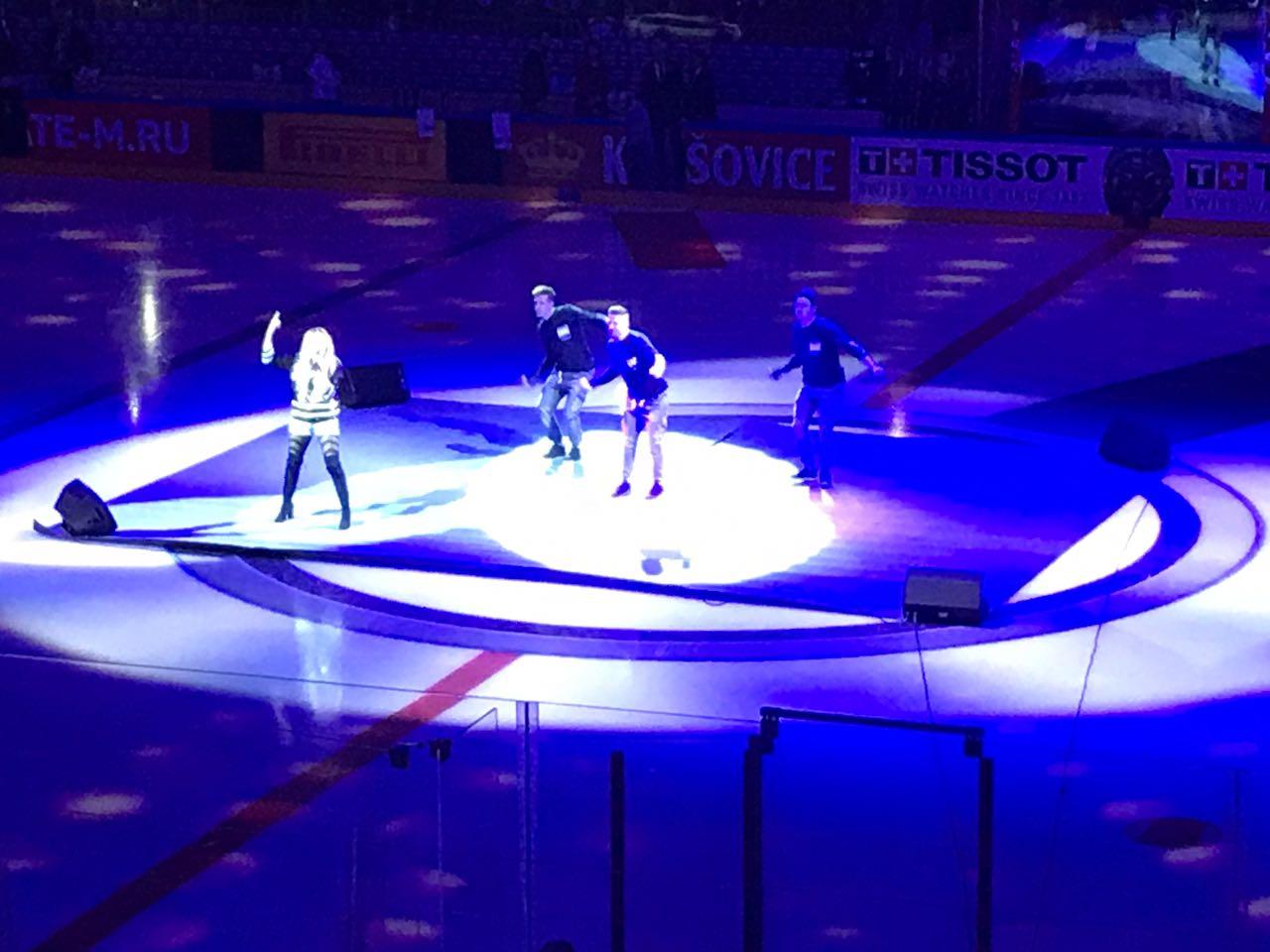 russland gegen usa eishockey