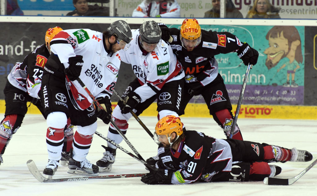 Fischtown Pinguins Tabelle